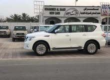 2019 New Patrol with Automatic transmission is available for sale
