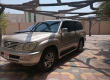 لكسذ 2002 وارد أمريكا سياره نظيفة للبيع أو للمبادله 00971504846605
