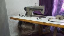 ماكينة خياطة سنجر صناعيه للبيع