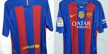قميص نادي برشلونة 2016_2017  اصلي للبيع
