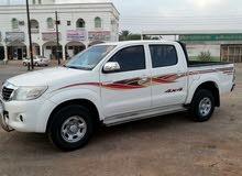 Available for sale! 0 km mileage Toyota Hilux 2015