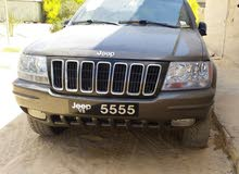 Jeep Grand Cherokee Used in Ajdabiya