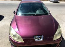 Peugeot 407 2005 For sale - Maroon color