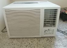 مكيف شباك للبيع/window AC for sale