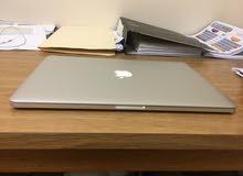 Macbook pro i7 15.4 inch