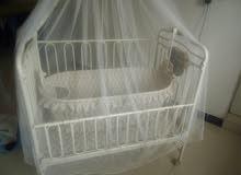 سريري اطفال مع كريكوت هزاز بحالة جيدا جدا
