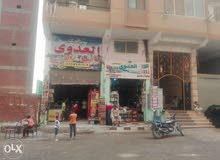 شقة بفيصل  محطة المطبعة ، 125م بحرية ثلاث حجرات وربسبشن ومطبخ وحمام