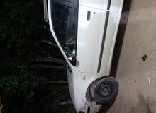 سياره سمند 2012 بيضاء اللون