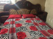 غرفة نوم ماليزية للبيع السعر 500 الف وبيها مجال