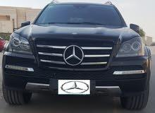Mercedes Benz GL car for sale 2012 in Al Riyadh city