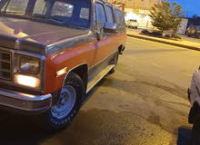 +200,000 km GMC Suburban 1980 for sale