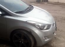 Automatic Silver Hyundai 2012 for sale