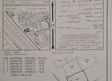 أرض  تجارية سكنية