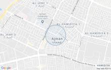 شقه غرفتين وصاله للايجار الشهري في عجمان