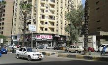 محل ايجار مميز  واجهه شارع احمد لطفي السيد محطة المساحه تاني نمرة من فيصل