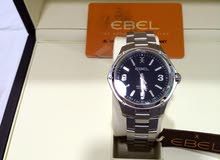 EBEL 41.0mm mad by Swiss 3 yers intarntonal warranty vvip new Whit original box