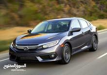 reserve a Honda Civic 2018