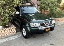 1 - 9,999 km Nissan Patrol 1998 for sale