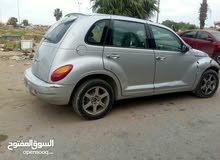 Chrysler PT Cruiser in Benghazi