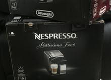 nespresso lattissima touch  ماكينة قهوة اوتوماتيكية نيسبرسيو لاتيسيما تتش
