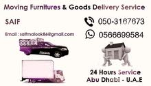 Saif Movers packers Service AbuDhabi