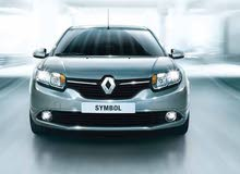 km mileage Renault Symbol for sale