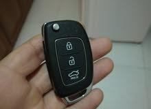مفتاح هونداي اكسنت 2017 أصلي للبيع