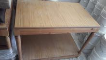 Available for sale Tables - Chairs - End Tables that's condition is Used