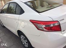 Toyota yaris 4sale 2014