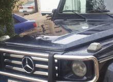 Mercedes benz G500 مرسيدس G500
