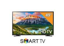 Samsung UA49N5300 - 49-inch Full HD Smart TV + Kenwood ISP100BL Steam Iron - 220