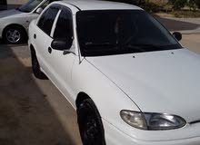 Hyundai Accent 1997 For sale - White color