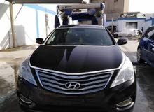 Hyundai Azera car for sale 2013 in Benghazi city