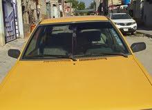 SAIPA 111 2011 For sale - Yellow color
