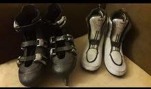 حذاء التزحلج علي الجليد