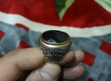 خاتم فضه تركي للبيع