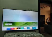 samsung 65, 4K MODEL 65RU7100 8 month used