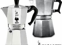 ماكنات  صنع وحفظ القهوه والشاي