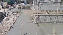 تعهدات بناء عظم وتشطيب ومصانعه وجميع اعمال البناء