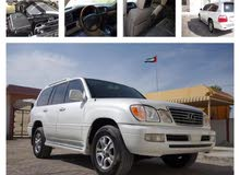 Used Lexus LX for sale in Ras Al Khaimah