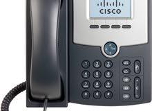 للبيع جهاز تلفون سيسكو Cisco IP Phone
