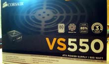 CORSAIR VS 550W REFURB POWER SUPPLY
