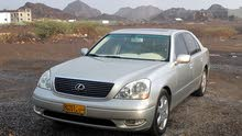 Automatic Lexus 2002 for sale - Used - Yunqul city