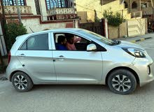 Kia Picanto 2016 For sale - Grey color