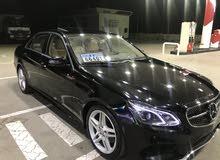 للبيع مورسيدس E350 موديل 2014 نظييييف جدا داخل بيج وكاله