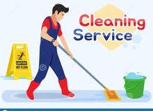تنظيف منازل وفلل تنظيف صحى ومعقم
