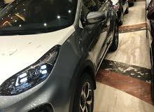كيا سبورتاج 2019 توب لاين facelift