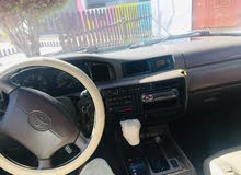 For sale Used Toyota Land Cruiser J70