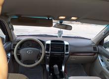 Toyota prado for urgent sale