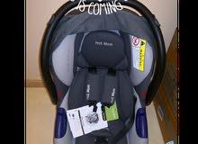 مقعد سياره للأطفال كارسيت ماركه امريكيه hot mom